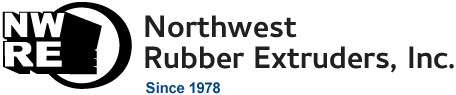 Northwest Rubber Extruders, Inc. Logo