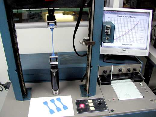 material quality testing technology