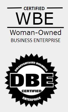 NWRE is a certified Woman Owned Business and DBE