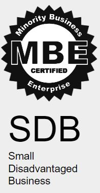 MBE and SDB Certifications